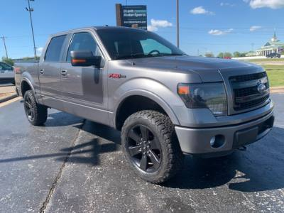 2013 Ford F-150 SuperCrew 4WD FX4 pkg