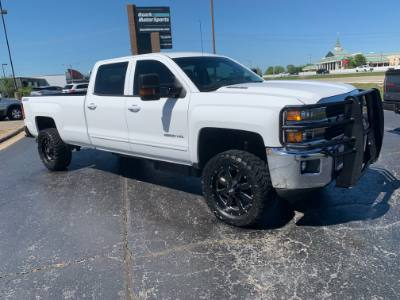 2015 Chevrolet Silverado 2500HD Built After Aug 14 LT Z71