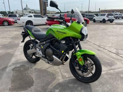 2009 Kawasaki Verseys 650cc