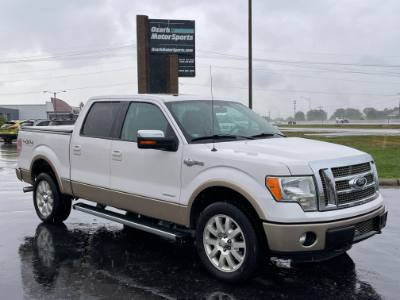 2012 Ford F-150 SuperCrew 4WD King Ranch Edition