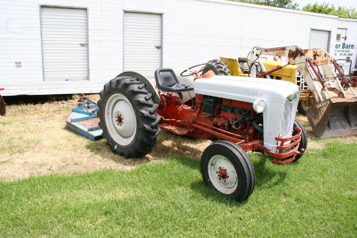1950-1980 Ford Jubilee