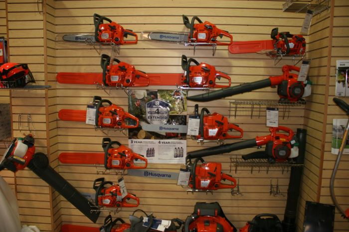 2018 Husqvarna ChainSaw