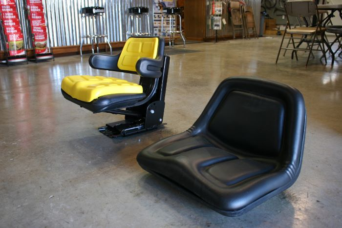 2018 Tractor Seats