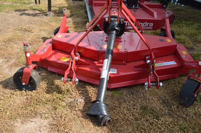 5 foot Mahindra Finish mower