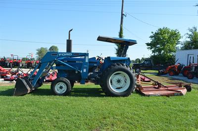 1989 Ford New Holland 5610