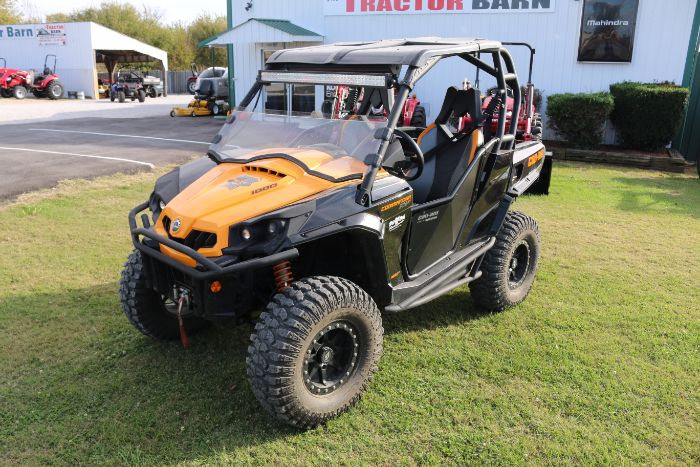 2015 CAN-AM Commander 1000 XT-P