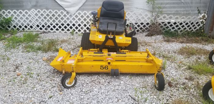 2002 Walker MT20SD
