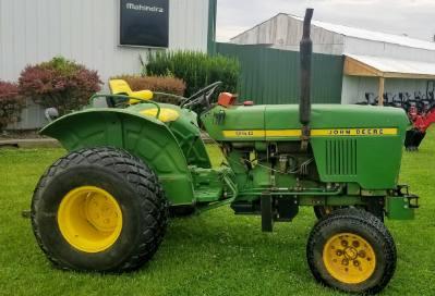 1978 John Deere 950