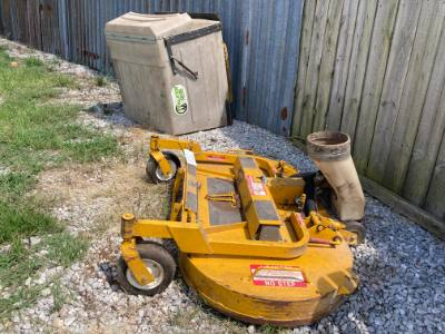 Walker Deck and Bagger Good Used Condition