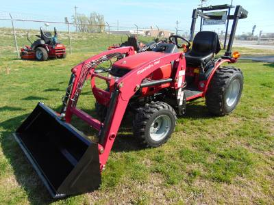 Used Mahindra Max 26XL