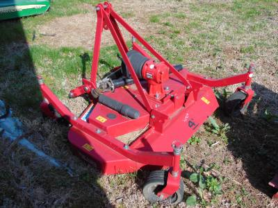Used Mahindra Finish mower