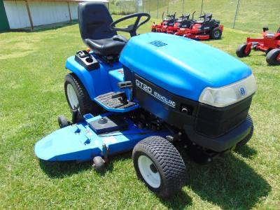 Used New Holland GT20 60 inch deck