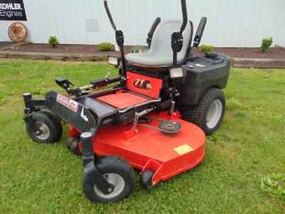 Used Gravely ZT 60