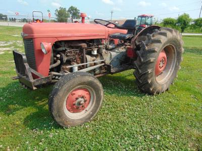 Used Massey Ferguson 35