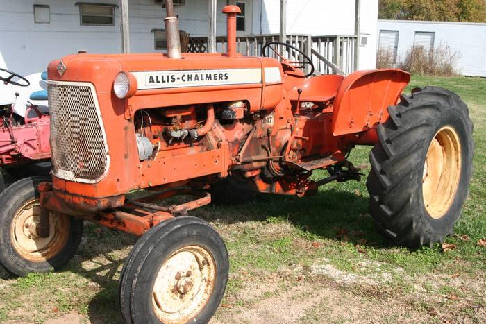 1961 Allis Chalmers D17