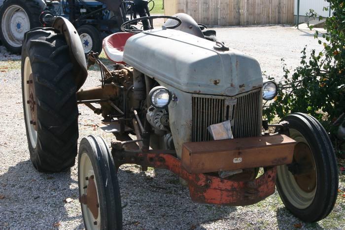 1930-1949 Ford 9N