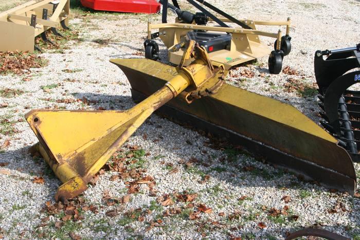 1950-1980 Cat 8' Blade
