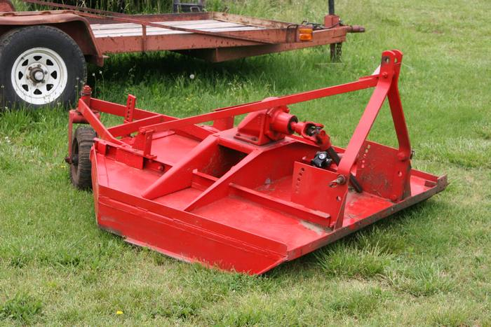 2000-2012 Muatri Finish Mower