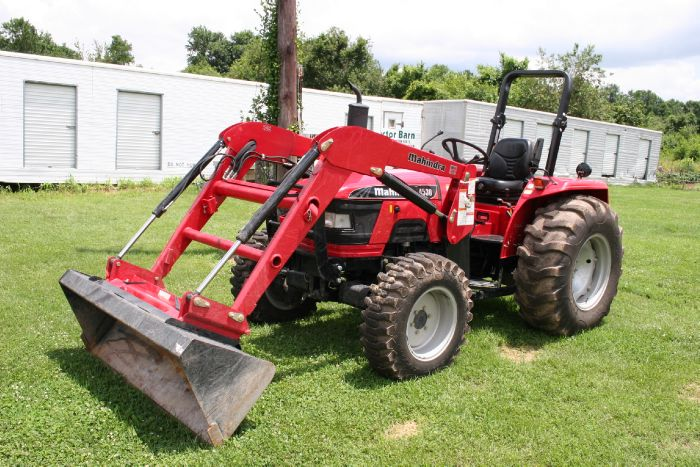 2012 Mahindra 4530 Shuttle/Power Pack/Loader