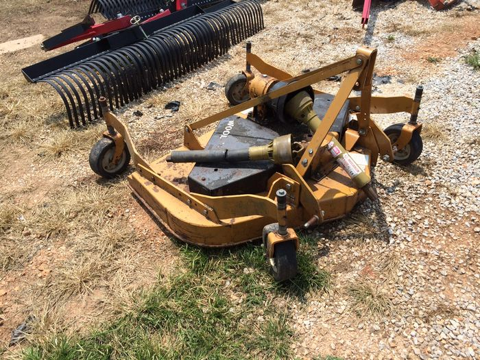 1980-1999 Woods Finish Mower