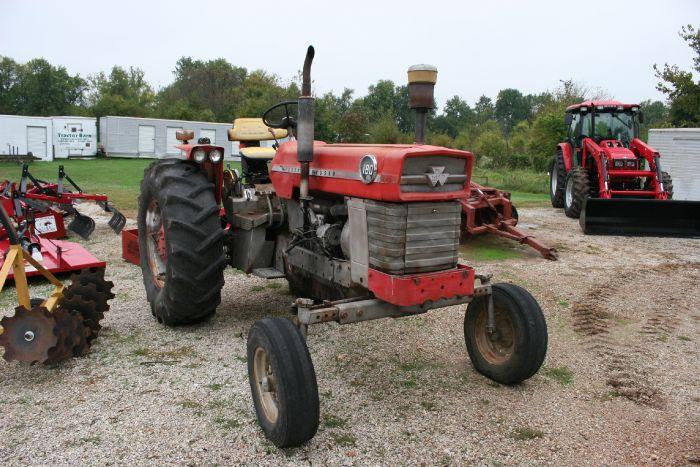 1970-1980 Massey Ferguson 180