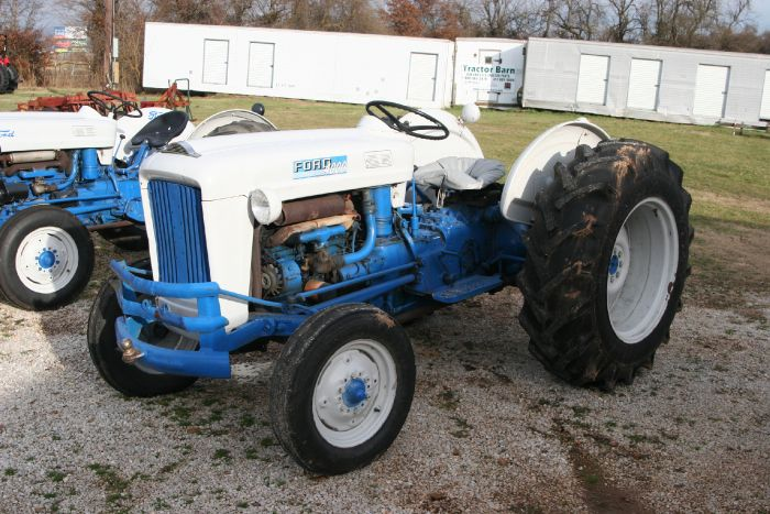 1961 Ford 4000