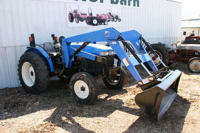 2010 Ford New Holland TT60A