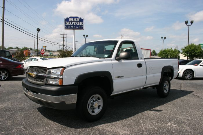 2003 Chevrolet Silverado 2500HD Work Truck