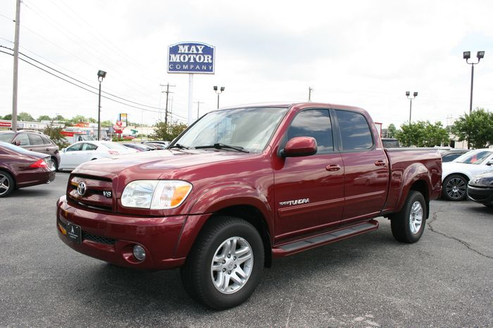 2006 Toyota Tundra Limited Double Cab 4X4
