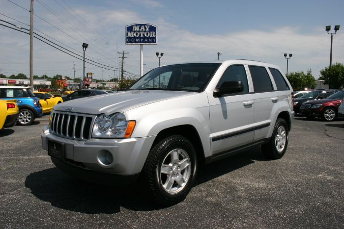 2007 Jeep Grand Cherokee Laredo 4X4