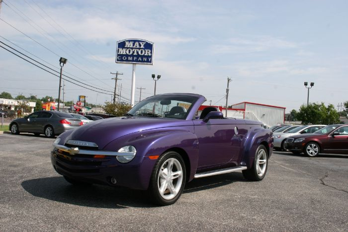2004 Chevrolet SSR Convertible Hard Top