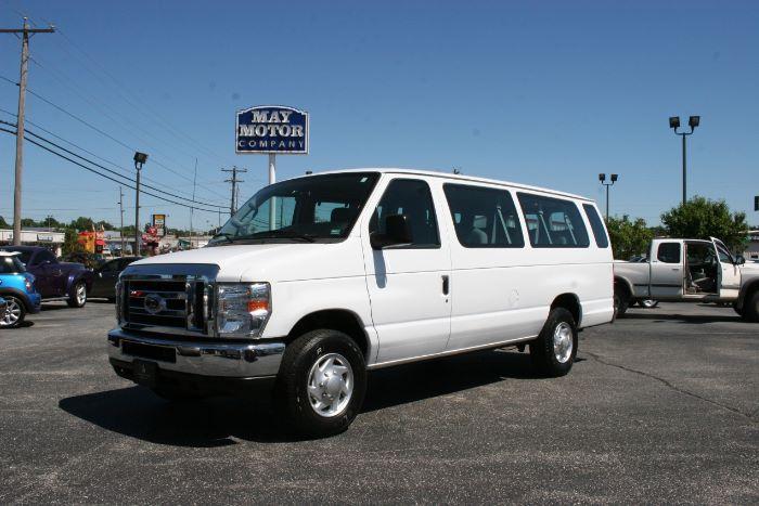 2010 Ford Econoline Wagon XLT