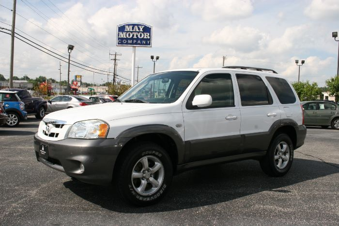 2006 Mazda Tribute S 4WD