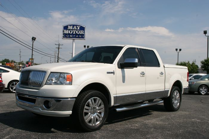 2006 Lincoln Mark LT Crew Cab 4x4