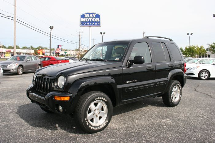 2002 Jeep Liberty Limited 4X4