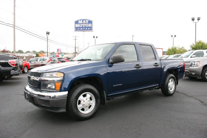 2004 Chevrolet Colorado LS Z85 Crew Cab