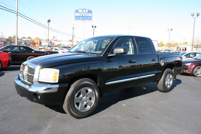 2005 Dodge Dakota Laramie Crew Cab