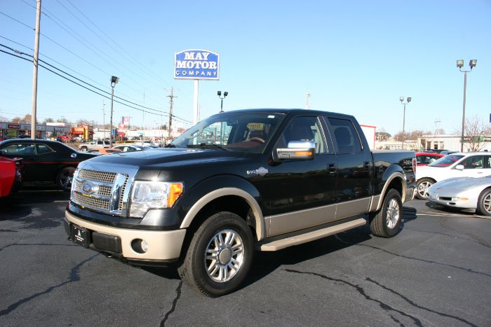 2010 Ford King Ranch Crew Cab 4X4