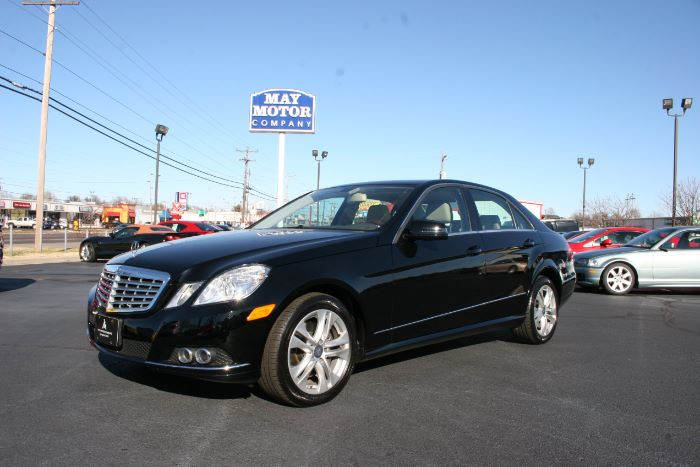 2011 Mercedes-Benz E350 4Matic Luxury AWD