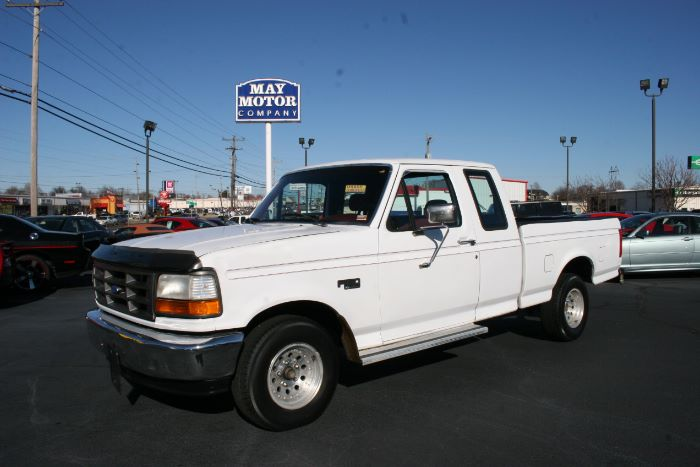 1995 Ford F-150 Super Cab