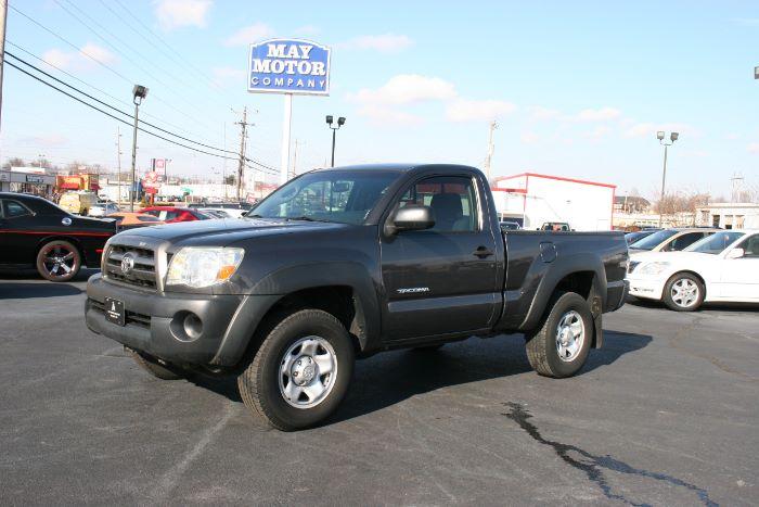 2009 Toyota Tacoma 4X4