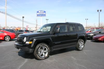 2014 Jeep Patriot Sport 4X4