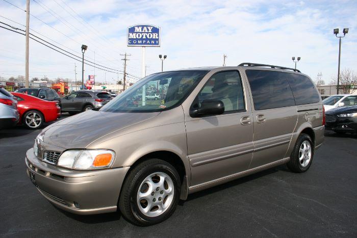 2003 Oldsmobile Silhouette GL