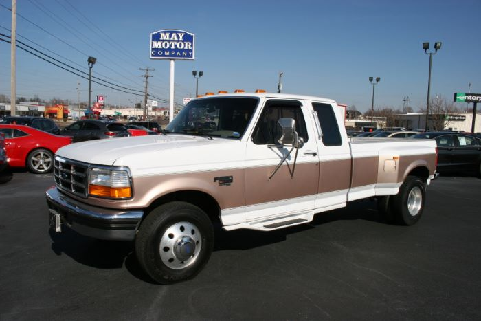 1996 Ford F-350 Super Cab Dually