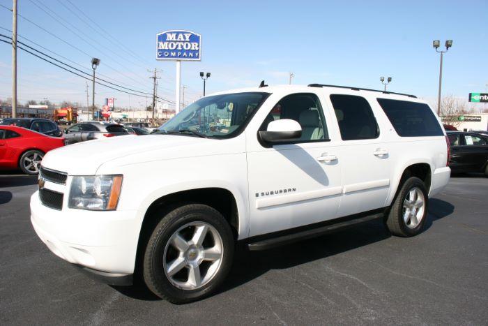 2008 Chevrolet Suburban LT w/2LT 4X4