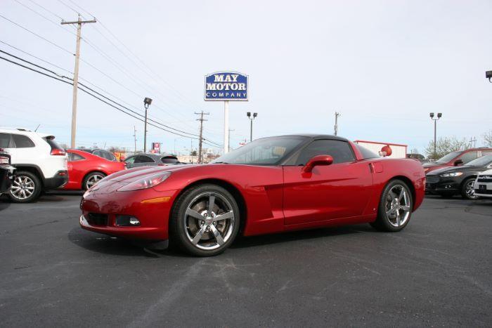 2009 Chevrolet Corvette w/3LT