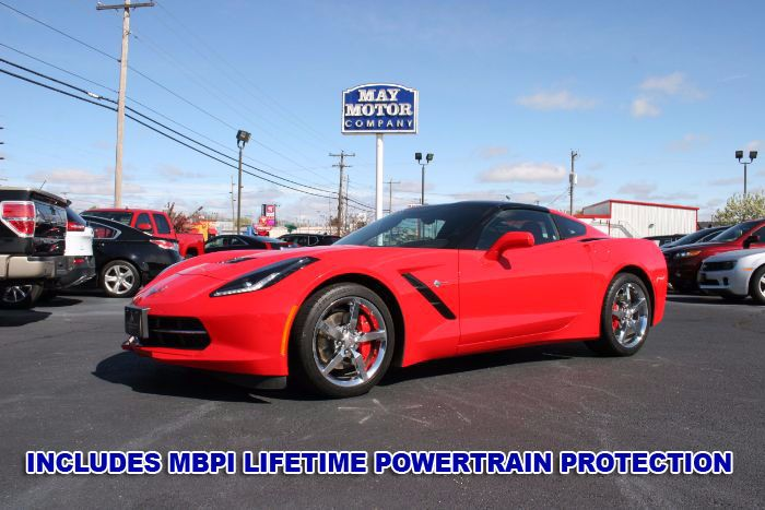 2014 Chevrolet Corvette Stingray 2LT