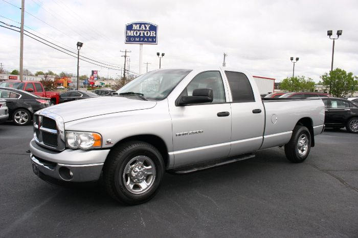 2003 Dodge Ram 2500 Turbo Diesel SLT Quad Cab