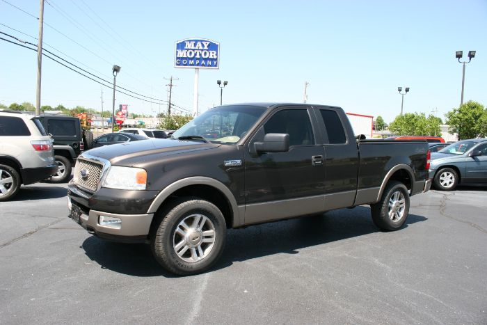 2005 Ford F-150 Super Cab Lariat 4X4