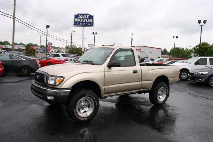 2004 Toyota Tacoma 4x4